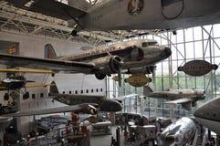 华盛顿特区, 8月5日:Smithonian从华盛顿特区的国家宇航博物馆内部在美国 免版税库存图片