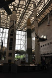 华盛顿特区, 8月5日:Smithonian从华盛顿特区的国家宇航博物馆内部在美国 库存图片