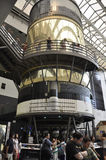 华盛顿特区, 8月5日:Spasecraft在从华盛顿特区的Smithonian国家宇航博物馆在美国 免版税图库摄影