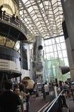 华盛顿特区, 8月5日:Spasecraft在从华盛顿特区的Smithonian国家宇航博物馆在美国 免版税库存照片