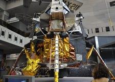 华盛顿特区, 8月5日:Spasecraft在从华盛顿特区的Smithonian国家宇航博物馆在美国 库存照片