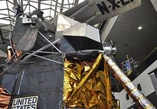 华盛顿特区, 8月5日:Spasecraft在从华盛顿特区的Smithonian国家宇航博物馆在美国 图库摄影