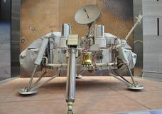 华盛顿特区, 8月5日:Viking1航天器在从华盛顿特区的Smithonian国家宇航博物馆在美国 免版税图库摄影