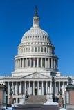 华盛顿特区, -美国国会大厦大厦 库存照片