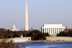华盛顿特区 库存照片