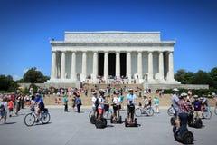 华盛顿特区 库存图片