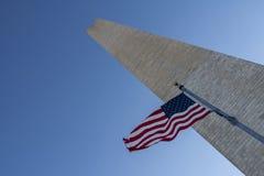 华盛顿纪念碑 免版税库存图片