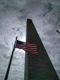 华盛顿纪念碑 库存图片