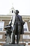 华盛顿雕象 库存照片