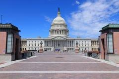 华盛顿首都 库存图片