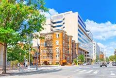 华盛顿,美国,美国律师` s办公区  库存图片