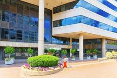 华盛顿,美国,美国律师` s办公区  免版税库存照片