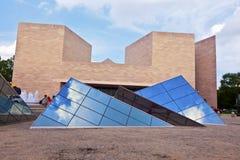 美国国家艺廊在华盛顿特区的 库存照片