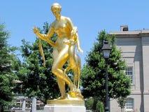 华盛顿Darlington纪念喷泉2013年 免版税库存照片