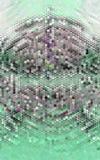 华美的六角小野鸭补缀品样式 五颜六色的装饰品瓦片 免版税库存照片