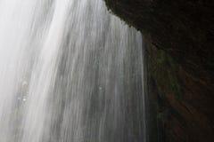 华美的瀑布、越南照片您的和您的设计 免版税库存照片