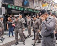华Hin泰国 库存图片