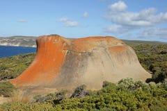 卓越的岩石,澳大利亚 库存图片