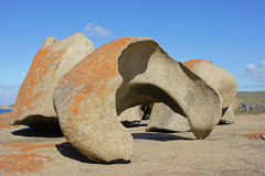 卓越的岩石,澳大利亚 库存照片
