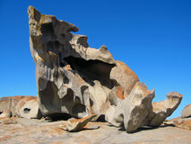 卓越的岩石 免版税图库摄影