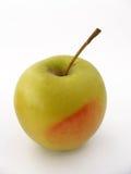 单一副本空间您的特别设计的苹果图片 库存照片