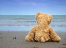 单独孤独 库存照片