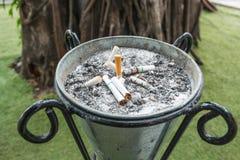 单独香烟 库存照片