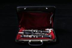 单簧管,万一 免版税库存图片
