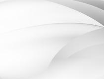 单色白色抽象背景灰色透明wav 库存图片