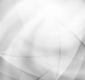单色白色抽象背景灰色透明wav 免版税图库摄影