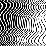 单色任意混乱锋利线提取艺术性的样式 向量例证