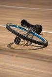 单轮脚踏车 免版税库存图片