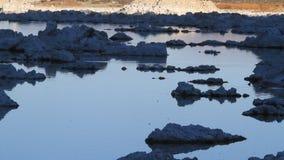 单音加利福尼亚的湖 影视素材