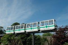 单音顶上的铁路运输 免版税库存照片