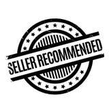 卖主建议使用的不加考虑表赞同的人 免版税库存照片