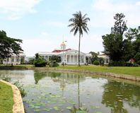 南京中国近代史遗址博物馆在茂物,印度尼西亚 库存图片