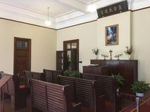 南京cityï ¼的ŒChina阿梅石楠宫殿 库存图片