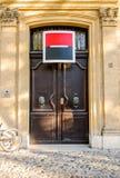 南分支的Societe Generale总部 免版税库存图片