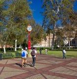 南加州大学 免版税库存图片