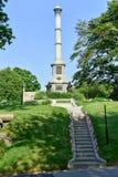 南北战争战士的纪念碑布鲁克林 免版税库存图片