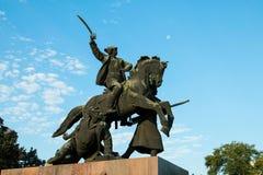 南北战争纪念碑 免版税库存图片