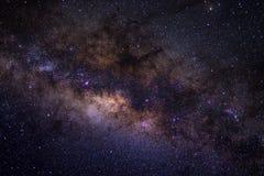 从南半球夺取的银河 免版税库存照片