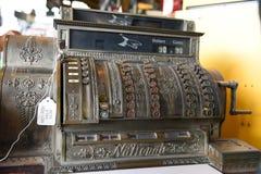 南卡罗来纳状态美国古董出纳员记数器 库存图片