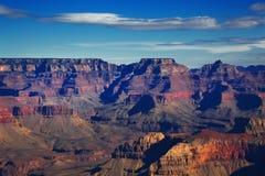 南外缘,大峡谷国家公园,亚利桑那 免版税图库摄影