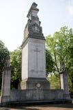 南安普敦战争纪念建筑 免版税库存照片