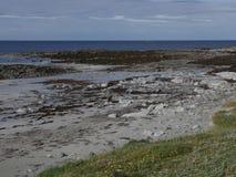南尤伊斯特岛, Hebrides 库存图片