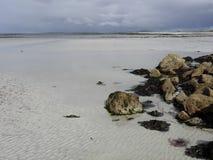 南尤伊斯特岛, Hebrides 库存照片