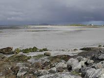南尤伊斯特岛, Hebrides 免版税库存照片