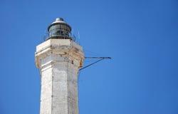 南意大利的灯塔 免版税库存图片