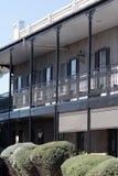 南方建筑风格 免版税库存照片